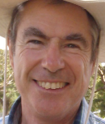 Dr Chesterfield-Evans portrait